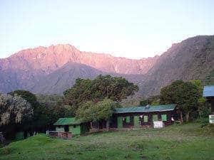 Hutten Mt. Meru