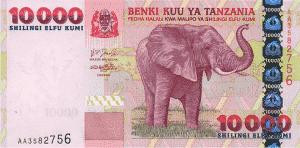 tanzaniaanse shilling