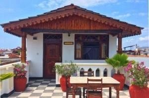 Dhow Palace Hotel Zanzibar