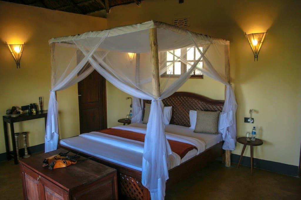 Hotelkamer / Lodge
